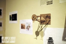 Work from YAX's Architecture program on display