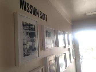 Gallery X Mission Shift