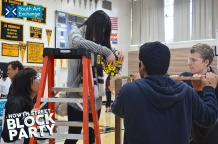 Designing and building with YAX's teen architects
