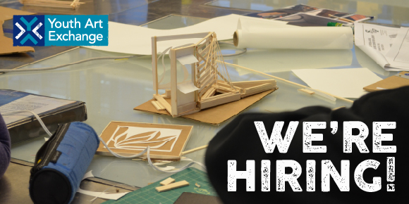 youth art exchange we re hiring faculty in architecture construction