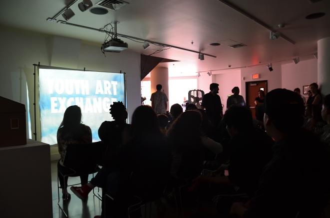 Films at YAXhibtion: ART(S)MASH 2017