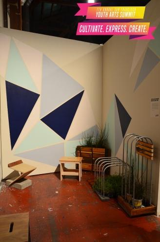YAX Architecture lounge