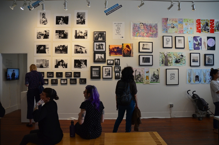 YAX printmaking and photography on display at New Growth: Vibrant Voices